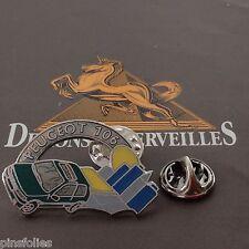 Pin's Folies *** Demons et Merveilles Automobile  Peugeot 106