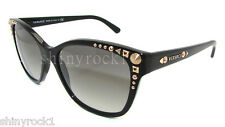 Authentic VERSACE Lady Gaga Edition Black Sunglass VE 4270 - GB1/11 *NEW*