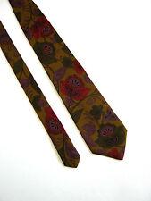 NUCCIO D'OTTAVIO Sarto NAPOLI Cravatta Tie  Originale 100% SETA SILK