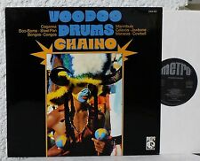 CHAINO - Voodoo Drums     Metro  RI of 1953