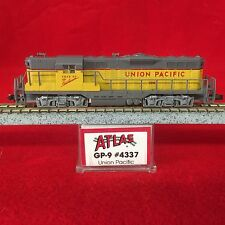 4337 Atlas N Scale GP-9 Union Pacific NIB