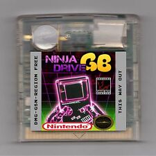 Nintendo Gameboy / Gameboy Colour Everdrive - NinjaDrive