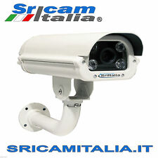 SRI-IPA690 Ip Camera Lettura Targhe LPR 4 megapixel Varifocal Lens 6-22mm IP66