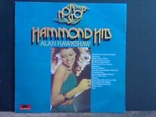 ALAN HAWKSHAW  Non Stop Hammond Hits   LP   Superb copy !!  Groovy!