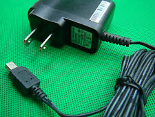 US AC 110V/240v to MINI USB B Power Port  Plug Adapter for SONY PS3 GPS RECEIVER