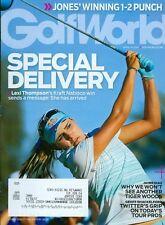 2014 Golf World Magazine: Lexi Thompson Kraft Nabisco Champion