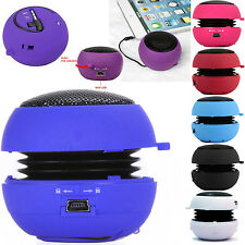 3.5mm PORTABLE CAPSULE HAMBURGER MOBILE/TABLET SPEAKER FOR SAMSUNG GALAXY NOTE 2