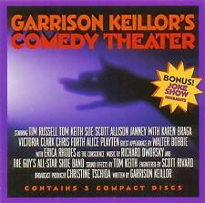 Garrison Keillor's Comedy Theater: More Songs & Sketches From A Prairie Home Com