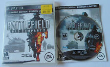 Battlefield: Bad Company 2 -- Limited Edition (Sony PlayStation 3, 2010) complet