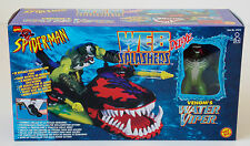 Marvel Spider-Man - Web Splashers Deluxe-Venom de l'eau Viper & action figure