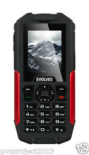 RUGGED STRONGPHONE EVOLVEO X3, CELLULARE RESISTENTE ED IMPERMEABILE DUAL SIM