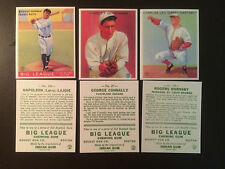 1933 Goudey MLB reprint baseball cards - One card