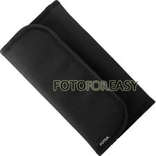Fotga Lens Filter Wallet Case 6 pockets For 25mm - 82mm