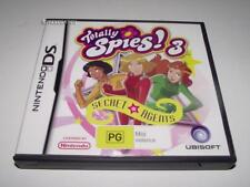 Totally Spies 3 Nintendo DS 2DS 3DS Game Preloved *Complete*