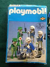 Playmobil Lyra Police Vintage Greek  Geobra 9001 5001 1010 6002 Rare exclusive