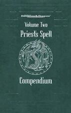 Priest's Spell Compendium Vol. 2 by TSR Inc. Staff
