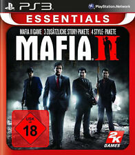 Sony PS3 Playstation 3 Spiel ***** Mafia II 2 uncut ******************NEU*NEW*18