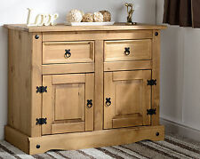 New Corona Mexican Pine Sideboard 2 doors 2 Drawers Best Quality Pine