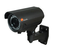 Analogue 700TVL 960h Varifocal Lens 72 Led Night Vision 60m Bullet Cctv Camera
