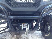 Honda Pioneer Winch Mounting Plate, Fits: 2014 Honda Pioneer P/N: 12437