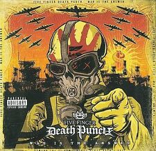 Five Finger Death Punch, War Is The Answer, Excellent Explicit Lyrics