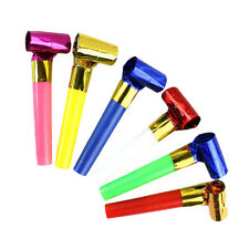10x Funny Blowouts Party Birthday Blow Outs Noisemakers Kids Child Toy FavoursGP
