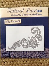 Tattered Lace Mia Flower Die Cutter, Never Used Duplicate Purchased