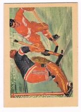 1956 Adventure Hockey Card Gordie Howe (EX/MT+)