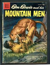 DELL COMICS BEN BOWIE AND HIS MOUNTAIN MEN NO 16 1958 ISSUE SEE SCAN WESTERN