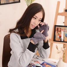Hot Sale Women Fingerless Winter Fall Hand Wrist Warmer Winter Gloves Fashion