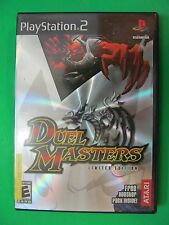 Play Station PS2 Duel Masters Limited Edition