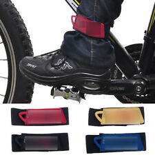 Popular 1 Pair Cycling Bike Bicycle Bind Elastic Trousers Pants Band Leg Strap