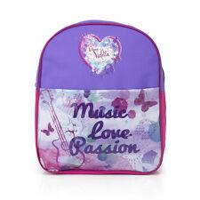 Tasche Kinder Disney Violetta Rucksack Backpack pink lila Polyester Gr 31x25x9cm