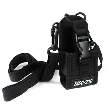 MSC-20D Radio Case Holster for Quansheng HYT Hytera TC500 TC600 TC610 TC700 A194