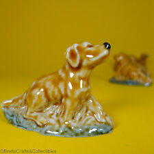 Wade Whimsies - 1967/84 Series 2 - 1972 Set 3 - (Golden) Setter