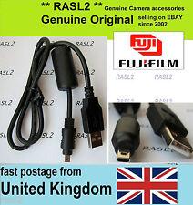 Genuine Fujifilm USB cable FinePix J120 J110W J150W Z10FD Z30 Z33WP S8000FD F20