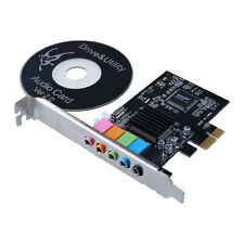1pc BEST Sound  Read Fatal1ty Card Absolute HD Sound Card Card 24-bit A