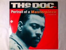 """THE D.O.C. Portait of a masterpiece 12"""" UK"""
