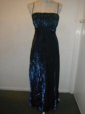 Ladies Morgan and Co. Blue Prom/Bridesmaid/Party/Evening Dress Size 10