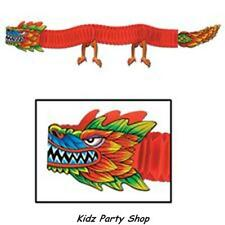 Chinese New Year Party - 6ft Oriental Dragon Decoration - Free Post in UK