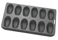 Mrs. Anderson's 93231 Baking Madeleine Pan, Non-Stick, 12-cup