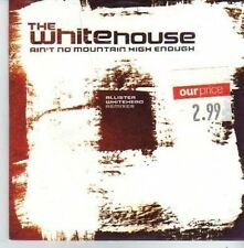 (AO813) The White House, Ain't No Mountain High..- 1998