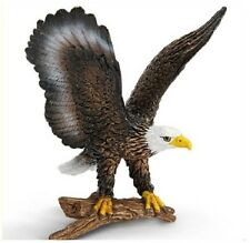 Schleich Figurine Toy Bald Eagle Bird #14634 N.I.P