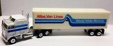 Kenworth road champs Atlas Van Lines truck excellent 1980's