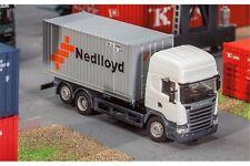 Faller 180827 HO 1/87 20' Container Nedlloyd