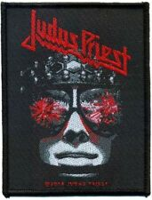 "Judas Priest "" Hellbent for Leather "" Patch/Sew-on Patch 602501 #"