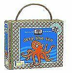 Green Start: Deep Blue Sea Book and Puzzle) - Made From 98% Recycled Materials