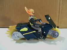 VINTAGE MARVEL GHOST RIDER GHOST FIRE CYCLE FLAMIN' STUNT CYCLES 1995 TOY BIZ