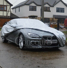 BMW 6 Series Convertible, Coupe & M6 Breathable Car Cover, 2011 to present