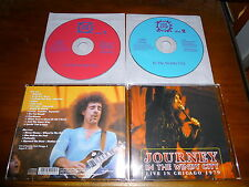 Journey / In The Windy City - Live In Chicago 1979 ORG 2CD *W
